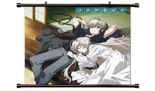 Yosuga no Sora Anime Fabric Wall Scroll Poster (32x32) Inches
