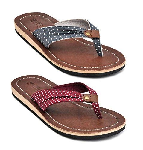 Amboss Damen Sandale mit Echt Leder Gr.39 Farbe