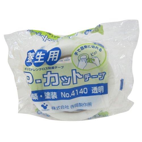 Teraoka P-cut tape transparent - 1