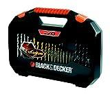 Black & Decker Drill Bit Set 70 Piece