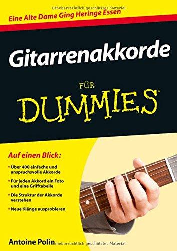 gitarrenakkorde-fur-dummies
