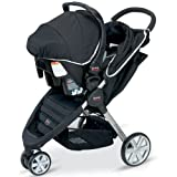 Britax 2012 B-Agile and B-Safe Travel System, Black