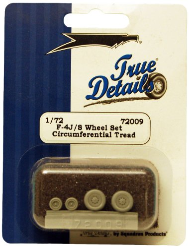 True Details F-4J/S Wheel Set