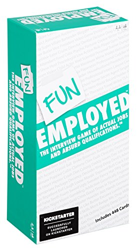 Funemployed: The Interview Game of Actual Jobs and Absurd Qualifications JungleDealsBlog.com