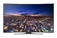 Samsung UN65HU8700 Curved 65-Inch 4K Ultra HD 120Hz 3D Smart LED TV by Samsung