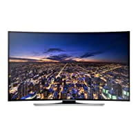 65-Inch Curved uHD 3D Curved Smart LED TV