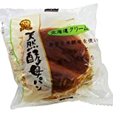 D-plusデイプラス 天然酵母パン【北海道クリーム】
