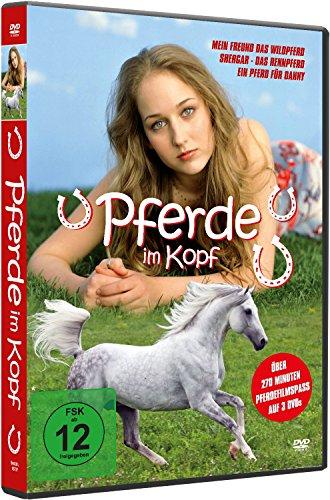 Pferde im Kopf (3DVDs)
