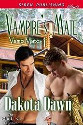 Vampire's Mate [Vamp Mates] (Siren Publishing Classic ManLove)