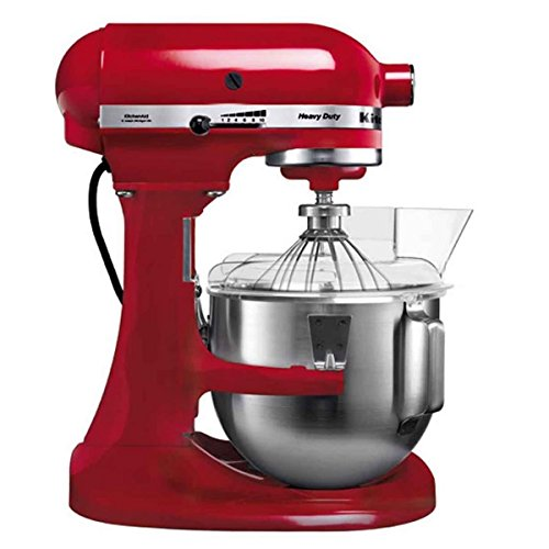 KitchenAid K5 Heavy Duty Mixer Red