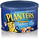 Planters Lightly Salted Cashew Halves & Pieces, 8 Oz