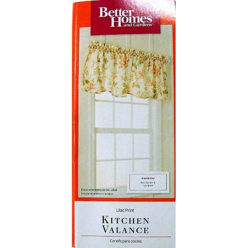 Better Homes And Gardens Lilac Print Kitchen