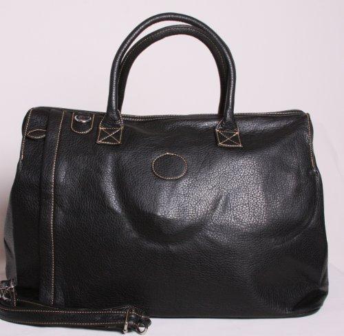 L&S Reisetasche Black
