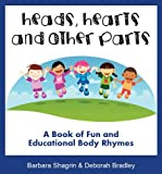 Toddler Books: Heads, Hearts and Other Parts