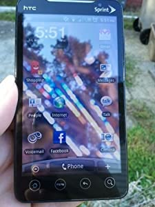 HTC EVO 4G Android Cell Phone for Sprint