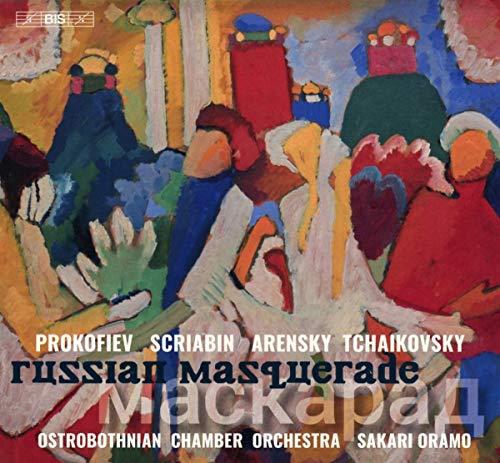 SACD : ARENSKY / OSTROBOTHNIAN CHAMBER ORCH / ORAMO - Russian Masquerade