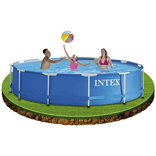 Intex 28271np piscina desmontable 260 x 160 x 65 cm for Piscinas intex precios
