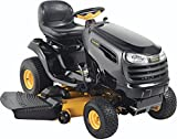 Poulan Pro 960420174 PB24VA54 Kohler V-Twin 24 HP Pedal Control Fast Auto Drive Cutting Deck Riding Mower, 54-Inch