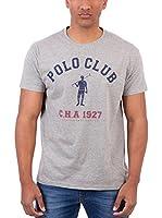 Polo Club Camiseta Manga Corta Rigby 1927 Tshirt (Gris)