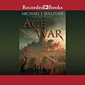 Age of War: The Legends of the First Empire, Book 3 | Michael J. Sullivan