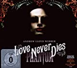 Love Never Dies (2CD+DVD Special Edition) Andrew Lloyd Webber