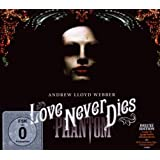 Love Never Dies (2CD+DVD Special Edition)by Andrew Lloyd Webber