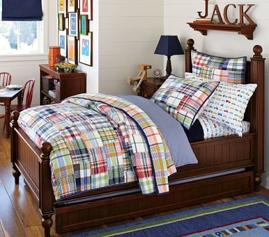 Buy Low Price Pottery Barn Kids Thomas Bedroom Set (B001D7XXS0)