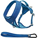 Kurgo Go-Tech Adventure Dog Harness, Large, Blue