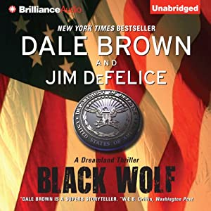 Dale Brown's Dreamland: Black Wolf Audiobook