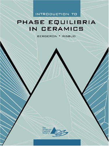 Introduction to Phase Equilibria in Ceramics
