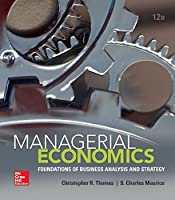 Managerial Economics, 12th Edition Front Cover