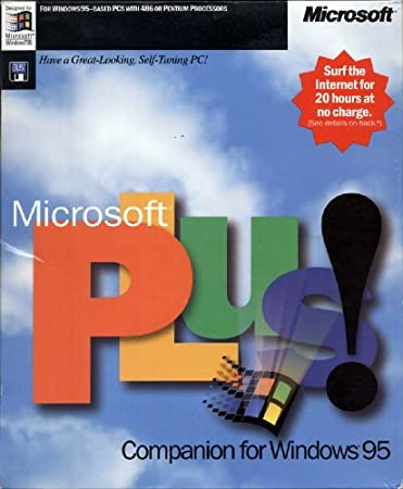Microsoft Windows 95 Companion CD