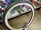 Odyssey Aaron Ross Dual Ply 20 X 2.35 Black Tanwall Bicycle Tire