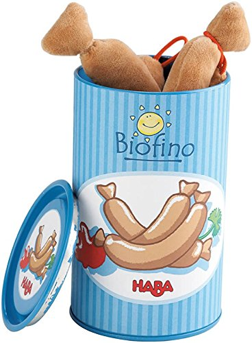 HABA Biofino Canned Sausages Play Food
