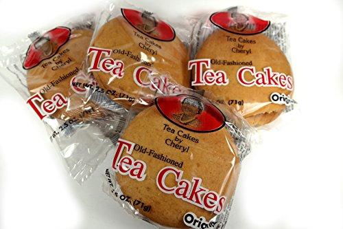 Tea Cakes By Cheryl