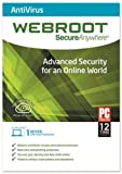 SecureAnywhere AntiVirus 1 Year 1 Device PC Download [Download]
