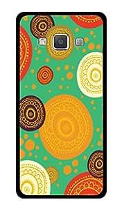 Samsung Galaxy A7 Printed Back Cover
