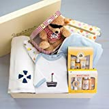 Mummy & Me Hamper Co -Ultimate Luxury Baby Boys Newborn
