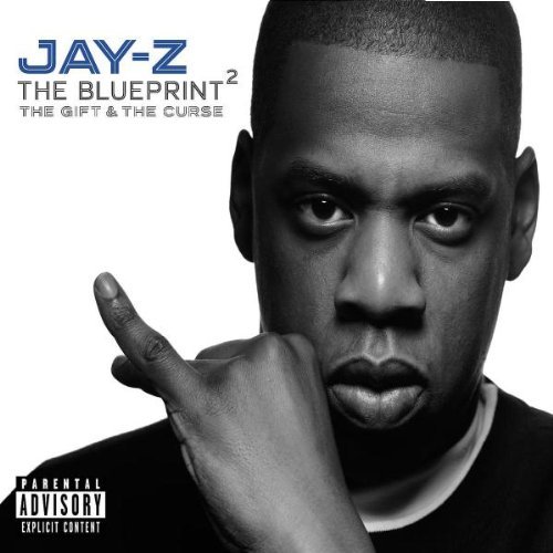 Jay Z The Blueprint 2 Album Cover