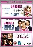 Bridget Jones's Diary/The Edge Of Reason/The Holiday [DVD]