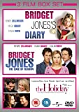 Bridget Jones's Diary/The Edge Of Reason/The Holiday [DVD]