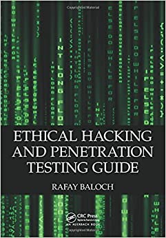 Ethical Hacking and Penetration Testing Guide - Book Cover