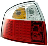 Led R�ckleuchten Audi A4 Limousine Typ 8E Bj. 01-04 klar/rot