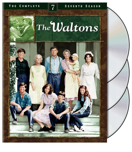 Waltons: Complete Seventh Season [DVD] [Region