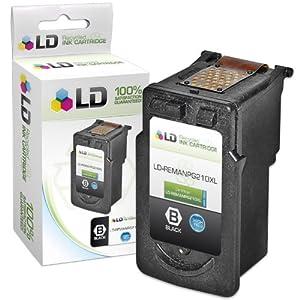LD © Canon PG-210XL High Yield Black Remanufactured Inkjet Cartridge