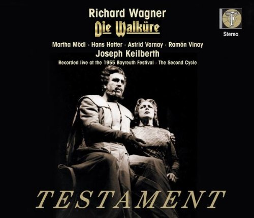 Wagner: Die Walkure / Tannhauser- (2) excerpts (second Ring cycle, 1955) (Wagner The Ring Testament compare prices)