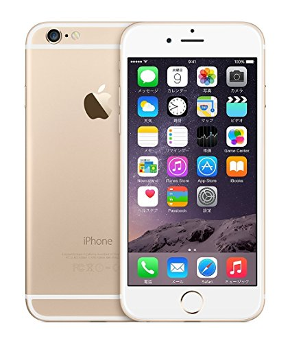 softbank版 iPhone 6 16GB ゴールド 白ロム Apple 4.7インチ