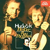 Hudecek and Brabec Play Paganini
