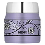 purple thermos