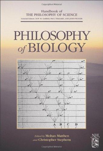 Philosophy of Biology (Handbook of the Philosophy of Science)